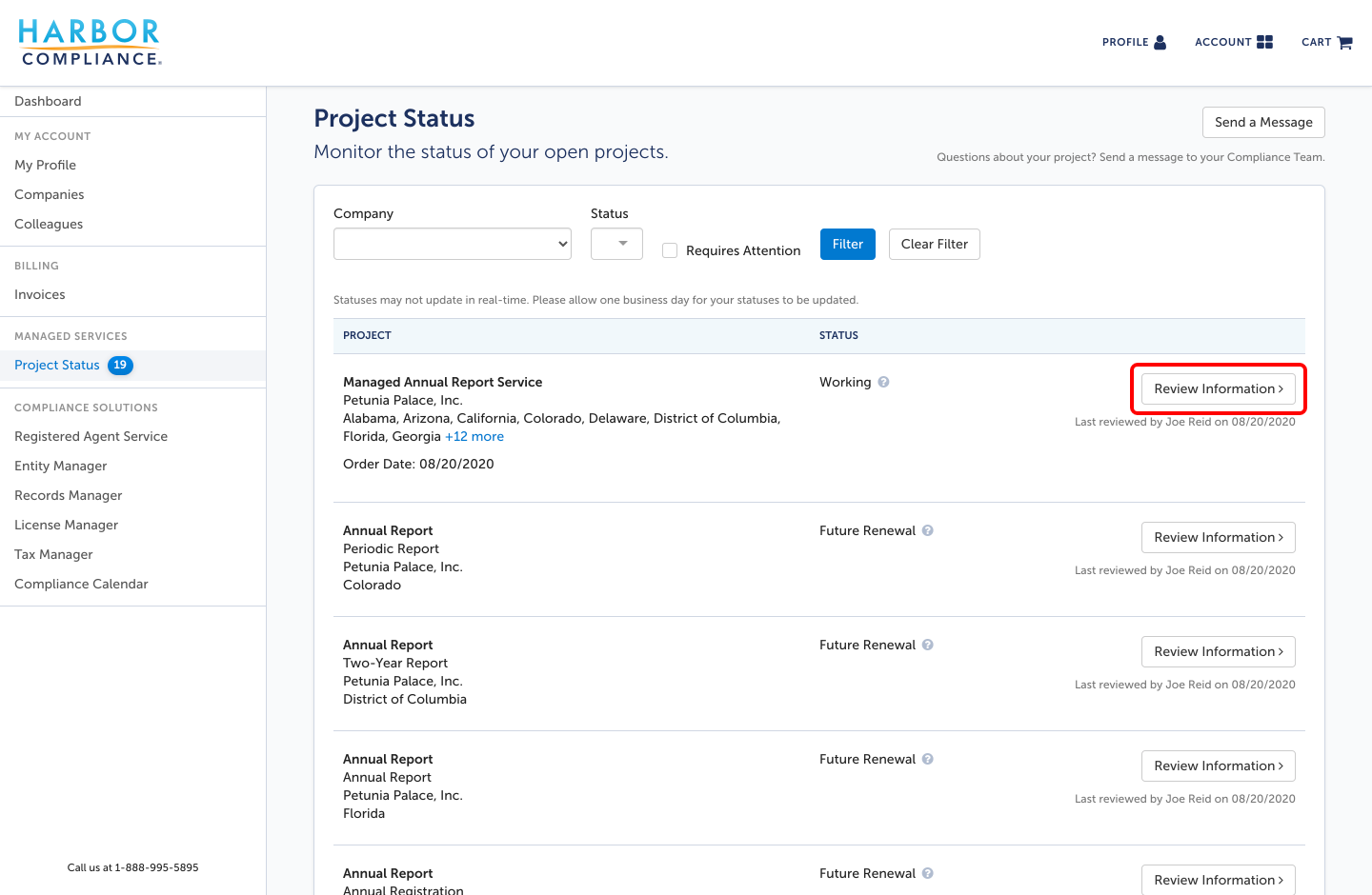 project-status-review-information.png